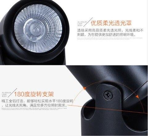 led superficie para baixo luz com 1000 1200lm lumen luzes frete gratis