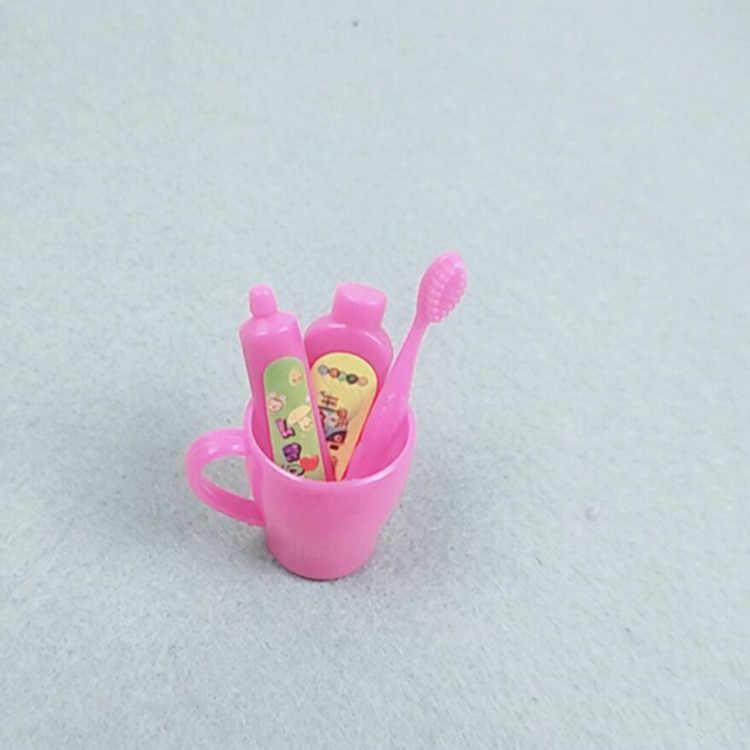חדש 4 יח'\סט דקורטיבי רולר סקייט מפואר בובת נעליים אוזניות קסדת עבור ברבי ילדים בנות צעצוע רולר לשחק