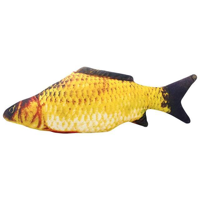 Soft Plush 3D Fish Toy 1