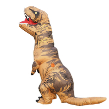 INFLATABLE Dinosaur T REX Costumes for women Blowup T-Rex Dinosaur Halloween Inflatable costume mascot Party costume for adult kidstime adult fantasy t rex inflatable costume halloween cosplay rex costumes dinosaur costume party fancy dress for men women