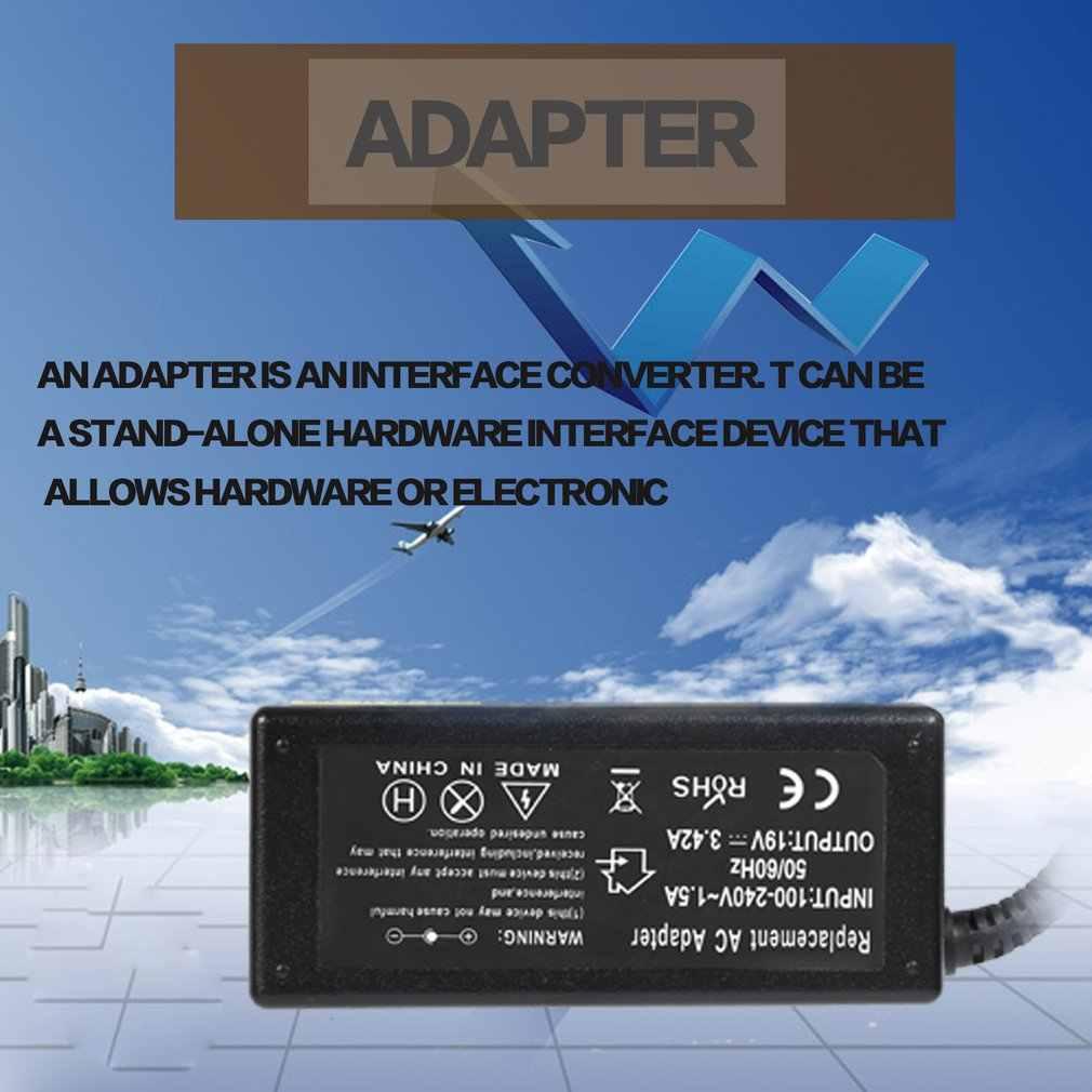 65W 19V 3.42A Perlindungan Tegangan Lebih Adaptor Laptop Power Supply AC Adapter Charger UNTUK Acer/Acer Eletronic
