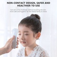 Original Xiaomi Mijia iHealth Thermometer Accurate Digital Fever Infrared Clinical LED Thermometer Non Contact Measurement