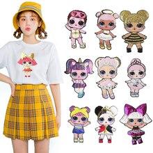 Новая мода DIY Аппликация вода растворимая вышивка Детский костюм украшение детская одежда Цветные Переводные изображения милый
