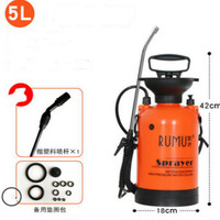 3L 5L water spray Hand pressure type pesticide water sprayer garden sprayer free shipping