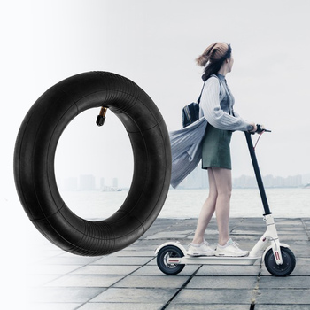 1Pc For Xiaomi Mijia M365 Scooter 8 1/2 X2 Thicker Tire Tyre Wheel/ Inner Tube Replacement Inner Tube Accessories Scooter Parts image