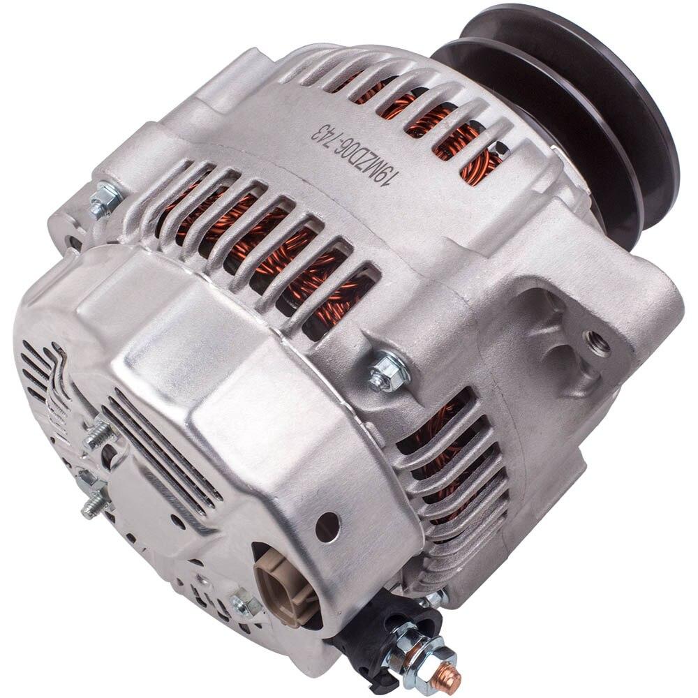 120A אלטרנטור עבור טויוטה Landcruiser HZJ80 eng.1HZ 4.2L דיזל 1990-1998