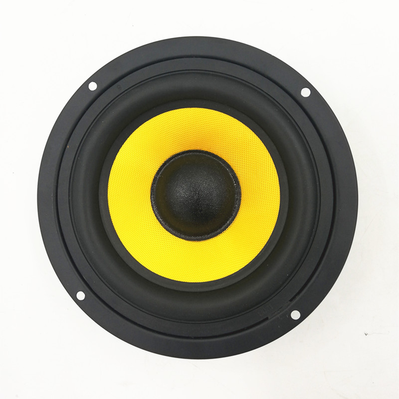 5.25inch 8ohm Loudspeaker Woofer Music Stereo Modified Bass Speakers