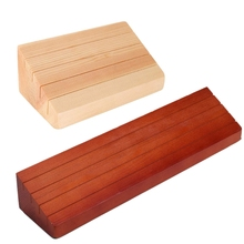 Wooden Playing Card Holder Poker Rack Trays for Organizing Cards on Party Game