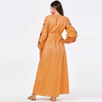 Dubai Abaya Turkish Hijab Muslim Dress Kaftan Islamic Clothing Women Caftan Islam Dress Abayas Beautiful Robe Musulmane Kleding