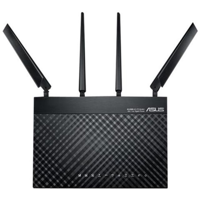 ASUS 4G-AC68U LTE 4G Whole Home Dual-Band AiMesh WI-FI Router AC1900 1900 Mbps 802.11ac AiMesh For Mesh Wifi System