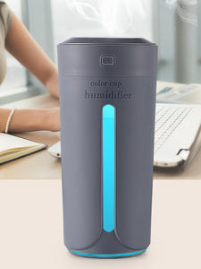 Air-Humidifier Lights Spray-Technology Electricity Clean Office Static for Skin-Nano