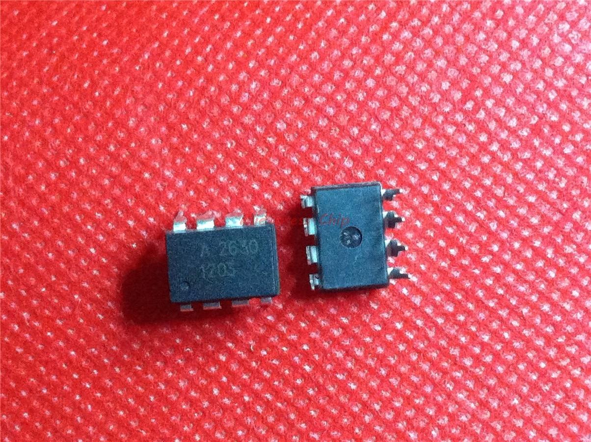 1 шт. /лот HCPL2630 DIP8 HCPL-2630 2630 A2630 DIP новый и оригинальный IC DIP-8 SMD-8 в наличии на складе