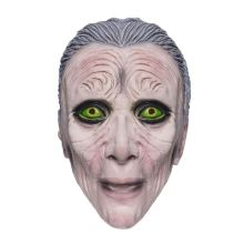 Halloween Mask Green Eye Magic Wizard Latex Masks Funny Masks Holiday S
