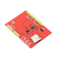 2.4 Inch TFT LCD Color Display Module 320X240 LCD Contact Screen Panel for Arduino NUO MEGA 2560 Board Display Screen     -