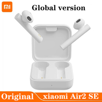Versión Global Xiaomi Air2 SE Mi verdad auriculares inalámbricos 2 Basic SBC/AAC Mi verdad auriculares Bluetooth 20h tiempo StandbyTouch Control