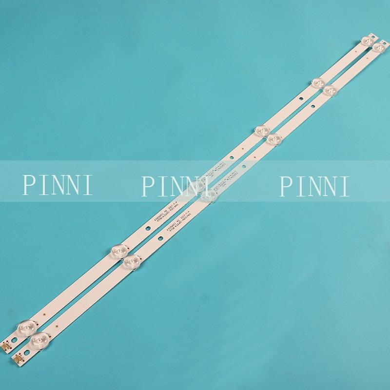 New 10 PCS 6LED 583mm 3V LED Backlight Strip For Philips 32 Phf3082 / T3 4708-K32WDC-A2113N01 A1113N01 K320WDC2B K320WDC1 A2