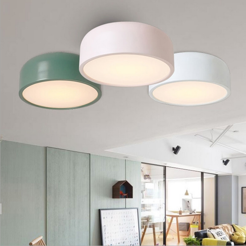 Nordicled Round Ceiling Light Fixture