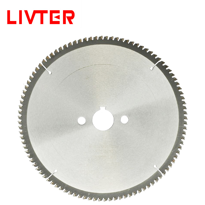 LIVTER T.C.T Circular Saw Blade For Cutting Color Steel Tile Alloy Steel Saw Blades