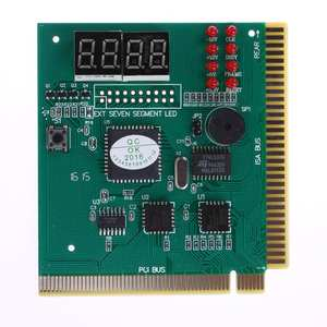 Indicator Main-Diagnostic-Card Post-Tester Pc-Analyzer with LED 4-Digit Lcd-Display