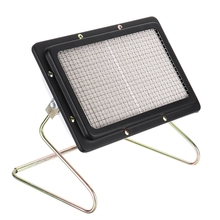 Portable Floor Stand Propane Gas Space Warmer Heater Camping Fishing Hiking