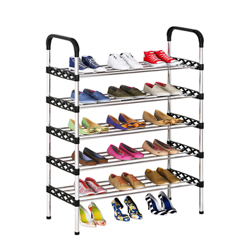 Simple Shoe Rack Multi-layer Entryway Multifunctional Home Stand Holder Student Dorm Shoe Storage Space-saving Shoes Shelf multi layer shoe rack multifunctional simple combination storage shoe cabinet economical simple assembly shoe storage shelf