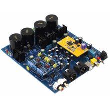 цены DSD1796 NE5532 4×10000UF Dual Chip Decoder Board with XMOS U8 Daughter Card YJ0092