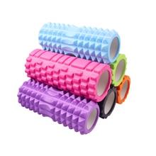 33CM Yoga Block Fitness Equipment Eva Foam Roller Pilates Gym Exercises Physio Massage Sport Tool