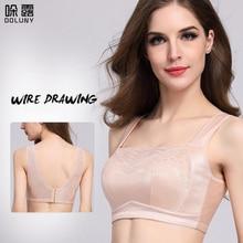 Mastectomy Bra Tube top type rimless underwear gathered seamless sexy Bra for Silicone Breast Forms Prosthesis Fake Boobs