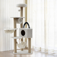 Cat Climbing Litter Scratching Board Toy Tree Supplies Pet Toys Furniture