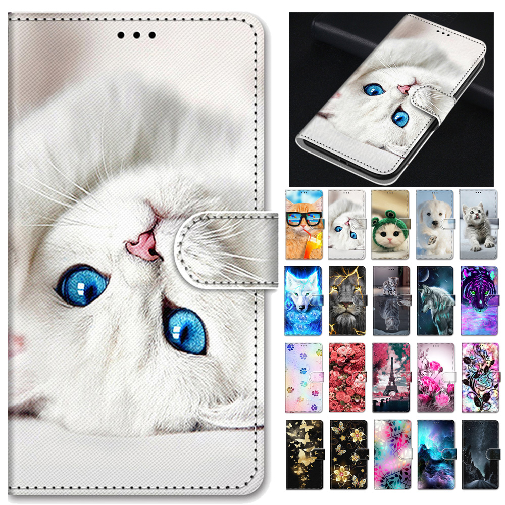 A51 A71 Leather Case On For Etui Samsung Galaxy A51 Case Flip Wallet Case Sfor Samsung A 51 A71 A31 A41 A01 A21 A11 Cover Coque