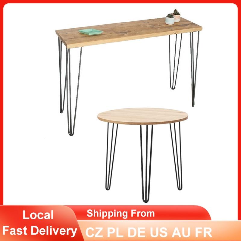 Desk Chair Furniture-Legs Table Laptop Metal Leg-28/30inch Iron Anti-Slip Solid 4pcs