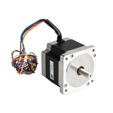 цена на Cloudray DM03 Nema34 86HS45 Leadshine 2 phase Laser Stepper Motor
