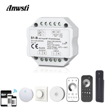 LED Dimmer Triac 220V 110V 230V AC Dimmable Push Switch RF 2.4G Wireless Remote Smart Wifi for Bulb Light Lamp