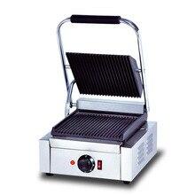 Pressure Plate Type Desktop Commercial Steak Oven Embossing Sandwich Machine Iron Plate Steak Frying Pan Temperature Control chd td320f8 high pressure plate k021084 00 lf