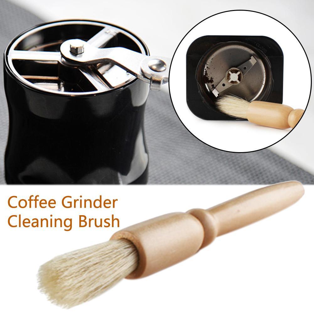 Reinigung Bürste Für Kaffee Mühle Sauber Praktisch Espresso Multifunktions
