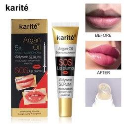 New Winter Lip Plumper Moisturizing Hydrate Lip Repairing Reduce Lip Fine Lines Lip Plumper Oil Sweet Non-sticky Lip Gloss TSLM1