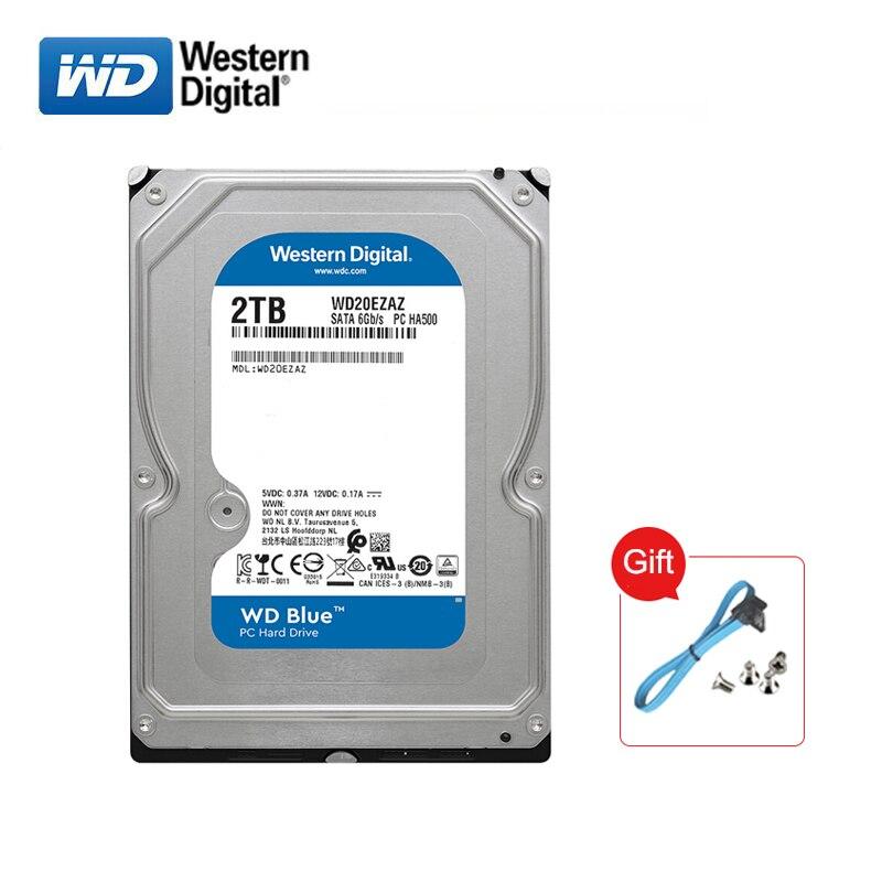 Western Digital WD 2 to disque dur interne 3.5