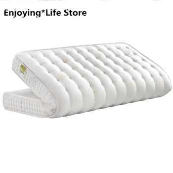 Latex Mattress Folding Mattress Memory Cotton for Queen/King /Twin/Full Size Bed Breathe Foam Tatami Mattress Queen Mattress - Category 🛒 All Category