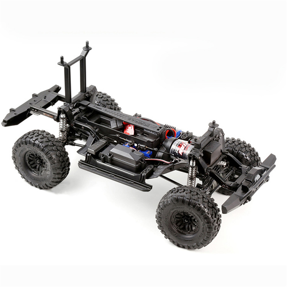 For <font><b>1/10</b></font> 1/8 <font><b>RC</b></font> Crawler Car TRX4 Defender Blazer G500 SCX10 Wireless Linkage Lighting Group 4 Channels DIP Version <font><b>Accessories</b></font> image