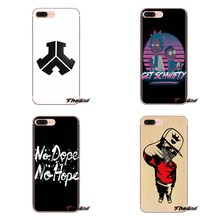 Defqon.1 Festival ERHALTEN Schwifty Silikon Phone Cases Covers Für iPod Touch Apple iPhone 4 4 S 5 5 S SE 5C 6 6 S 7 8 X XR XS Plus MAX(China)
