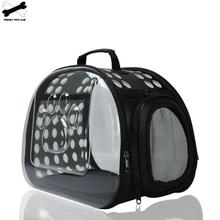 Pet Backpack Outbound Carrier Bag Goods For Cats Breathable Sac Chat Portable Transport Washable Ladder Dogs