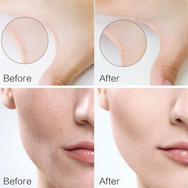 Face Eye Primer Makeup Smoothing Matte Base Make Up Oil Control Invisible Pores Facial Cream Brighten Liquid Foundation Primer 3