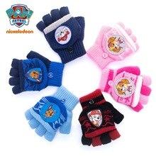 1 пара подлинных Paw перчатки для патрулирования пальто для мальчика/девочки на осень-зиму перчатки Скай Эверест Chase Нескользящие Дышащие варежки подарок на год
