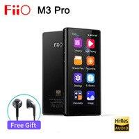 FiiO M3 Pro Portatile MP3 Player 3.5 pollici Touchscreen USB DAC HiFi Musica Lossless Lettore DSD128 PCM 32bit Registratore Vocale E-book