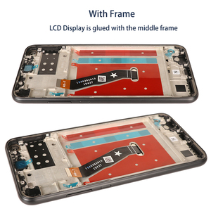 Оригинальная Замена для Huawei P40 Lite E ЖК-дисплей дигитайзер стеклянная панель для Huawei Y7P 2020 аксессуары для ЖК-дисплея