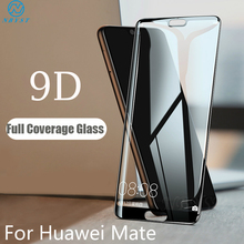 New 9D Tempered Glass For Huawei Mate 30 Pro Lite Mate 20 10 Lite Full Cover Glass Screen Protector for Nova 5T 6 5G 6 SE Glass full cover 9d tempered glass for huawei mate 30 pro mate 30 protective screen protector film