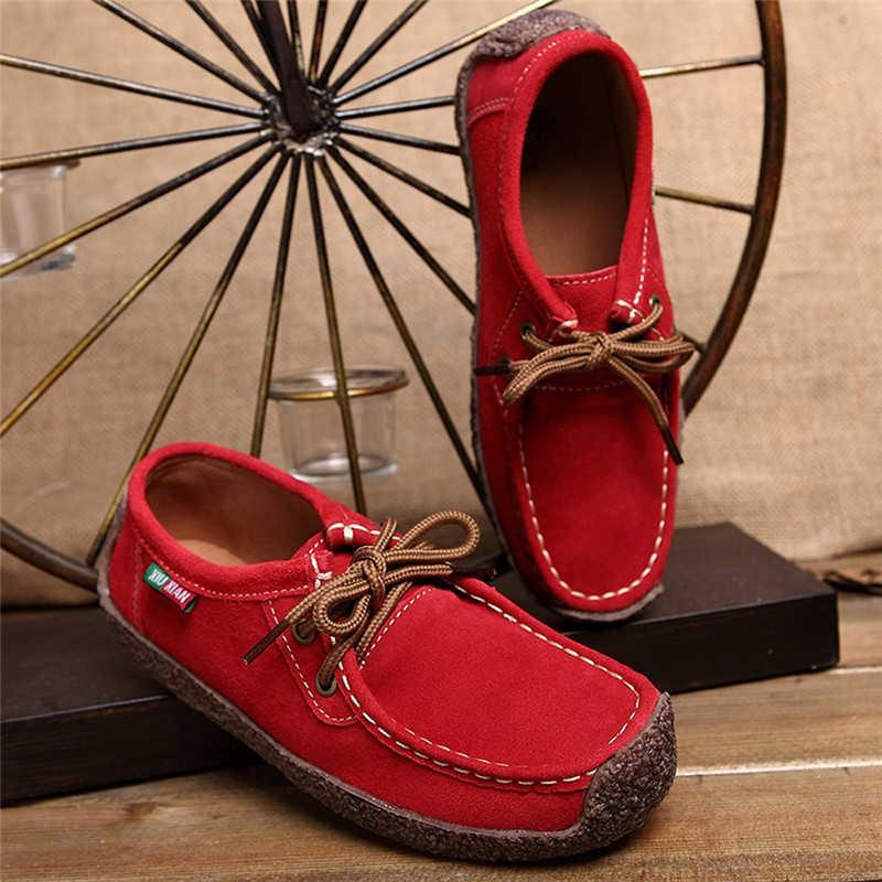 Timetangwomen flat bottom tênis femme antiderrapante cinta inferior lazer ervilhas sapatos deportivas mujer zapatillas