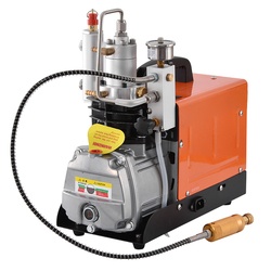 ارتفاع ضغط 30MPA مضخة مياه التبريد الهواء منفاخ كهربائي صغير CFP على ضاغط الهواء 220 فولت 1.8KW