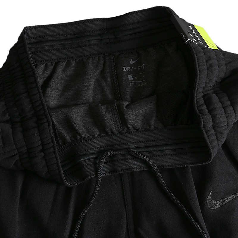 Originele nike como kd m nk tanque hyperelite preto calças curtas sweatpants esportes