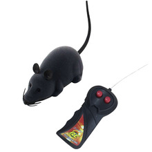 Pet-Toy Prop Remote-Control-Mouse Rat Halloween Mouse-Model Funny Small Fake-Lifelike